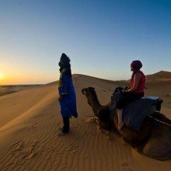 Отель Bivouac Morocco Safari Tours Марокко, Мерзуга - отзывы, цены и фото номеров - забронировать отель Bivouac Morocco Safari Tours онлайн приотельная территория