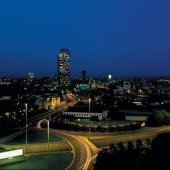 Отель Hilton Manchester Airport Манчестер бассейн