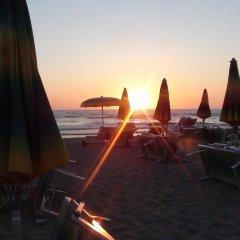 Hotel Krenari пляж