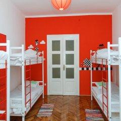 Отель Hostel Yolostel Сербия, Белград - отзывы, цены и фото номеров - забронировать отель Hostel Yolostel онлайн комната для гостей фото 3