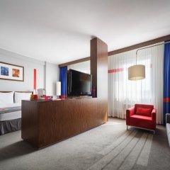 Гостиница Park Inn by Radisson Sheremetyevo Airport Moscow 4* Стандартный номер разные типы кроватей