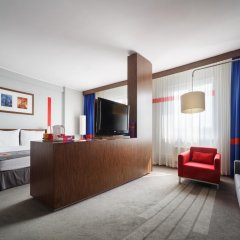 Гостиница Park Inn by Radisson Sheremetyevo Airport Moscow 4* Стандартный номер с различными типами кроватей