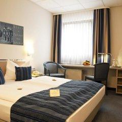 Hotel Novalis Dresden 3* Стандартный номер с различными типами кроватей фото 4