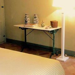 Отель Il Castello di Tassara Сан-Мартино-Сиккомарио удобства в номере