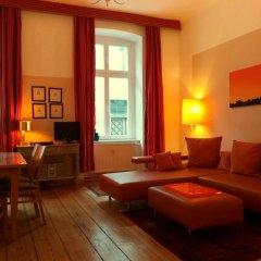 Отель Mitte-Inn Berlin Германия, Берлин - отзывы, цены и фото номеров - забронировать отель Mitte-Inn Berlin онлайн комната для гостей фото 4