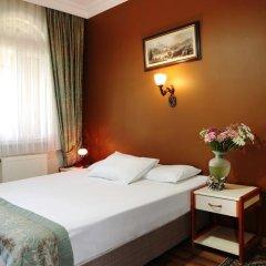 Sur Hotel Sultanahmet 3* Стандартный номер с различными типами кроватей фото 7