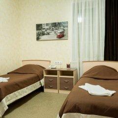 Гостиница Шале на Комсомольском 3* Номер Эконом с 2 отдельными кроватями (общая ванная комната) фото 13