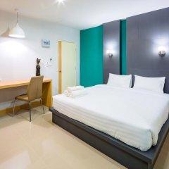 Отель Phoomjai House 3* Улучшенный номер с различными типами кроватей фото 5