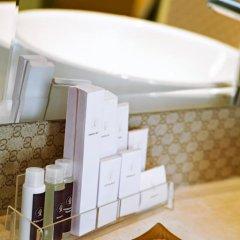 Отель Kingston Suites Bangkok 4* Улучшенный номер с различными типами кроватей фото 13