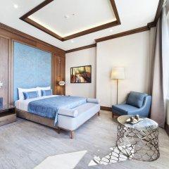Grand Hotel de Pera 4* Семейный люкс с двуспальной кроватью