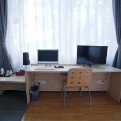 Beijing Sicily Hotel 2* Стандартный номер с двуспальной кроватью фото 8