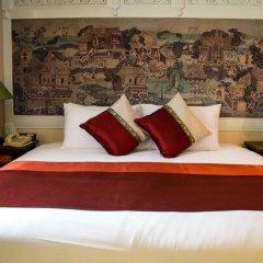 Отель Ramada Plaza by Wyndham Bangkok Menam Riverside 5* Люкс повышенной комфортности с различными типами кроватей фото 2