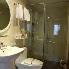 Hanoi Elegance Ruby Hotel 3* Улучшенный номер с различными типами кроватей фото 5