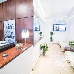Отель City Center Rooms интерьер отеля фото 2