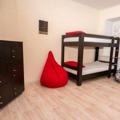 Like Hostel Tula Кровать в общем номере с двухъярусной кроватью фото 6