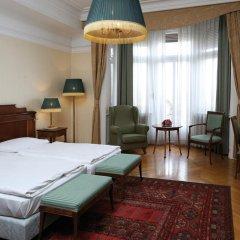 Отель Danubius Gellert 4* Улучшенный номер
