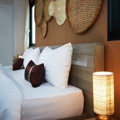 Отель Wattana Place 3* Номер Делюкс с различными типами кроватей фото 11