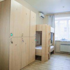 Гостиница ОК Кровать в женском общем номере с двухъярусными кроватями