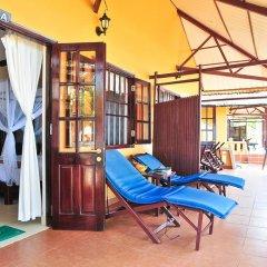 Отель Sea Star Resort 3* Бунгало с различными типами кроватей фото 18
