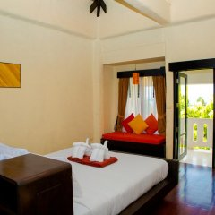 Отель Punnpreeda Beach Resort 3* Номер Делюкс с различными типами кроватей фото 8