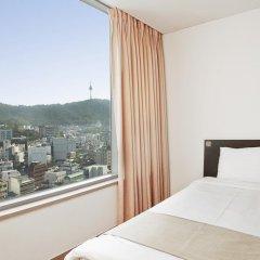 Отель Hyundai Residence Seoul 3* Стандартный номер с 2 отдельными кроватями фото 4