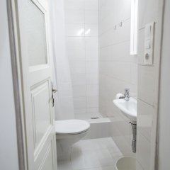 Отель Elisabeth Bridge Apartmans Будапешт ванная фото 2