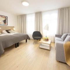 Отель Scandic Scandinavie комната для гостей фото 5