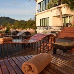 Отель Simple Life Cliff View Resort 3* Стандартный номер с различными типами кроватей фото 5