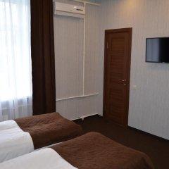 Мини-отель Pegas Club Улучшенный номер с двуспальной кроватью фото 7