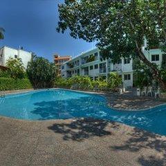 Отель Alba Suites Acapulco 2* Стандартный номер с 2 отдельными кроватями фото 7