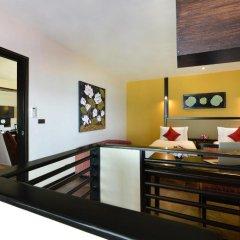 Отель Andaman White Beach Resort 4* Номер Делюкс с двуспальной кроватью фото 27