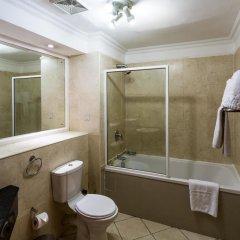Отель Morning Side Suites ванная фото 2