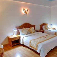 Green Hotel Nha Trang 3* Улучшенный номер фото 6