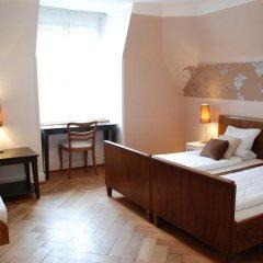 Отель The Bed and Breakfast 3* Стандартный номер с различными типами кроватей (общая ванная комната) фото 9