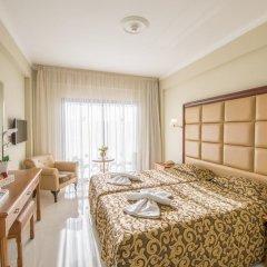 Отель Tsokkos Gardens Hotel Кипр, Протарас - 1 отзыв об отеле, цены и фото номеров - забронировать отель Tsokkos Gardens Hotel онлайн комната для гостей фото 5