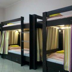 Лайк хостел Кровать в общем номере с двухъярусной кроватью фото 24