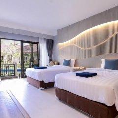 Отель Amora Beach Resort 4* Улучшенный номер фото 5