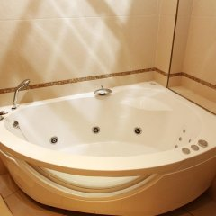 Гостиница Apartlux Leningradskaya Suite Апартаменты с различными типами кроватей фото 3
