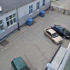 Отель Gościniec парковка