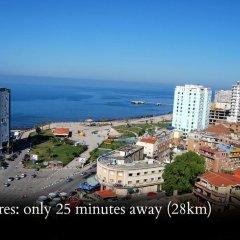 Отель Best Western Premier Ark Тирана пляж