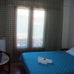 Отель Aliki Beach Hotel Греция, Галатас - отзывы, цены и фото номеров - забронировать отель Aliki Beach Hotel онлайн комната для гостей фото 4