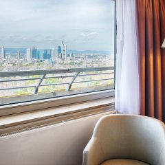 Leonardo Royal Hotel Frankfurt 4* Номер Комфорт с различными типами кроватей фото 7