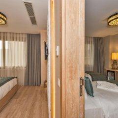 Aybar Hotel 4* Люкс повышенной комфортности с различными типами кроватей фото 5