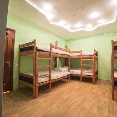 Crazy Dog Hostel Кровать в общем номере с двухъярусной кроватью фото 4