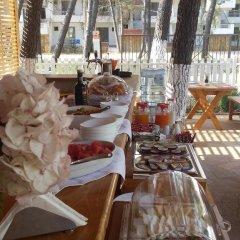Отель Aparthotel Vila Tufi Албания, Шенджин - отзывы, цены и фото номеров - забронировать отель Aparthotel Vila Tufi онлайн питание фото 3