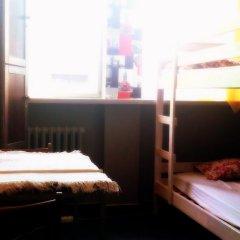 WDj Hostel Кровать в общем номере с двухъярусной кроватью фото 3