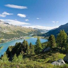 Отель Donatz Швейцария, Самедан - отзывы, цены и фото номеров - забронировать отель Donatz онлайн приотельная территория