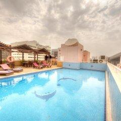 La villa Najd Hotel Apartments бассейн