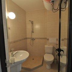 Отель Salt Lake Studios Болгария, Поморие - отзывы, цены и фото номеров - забронировать отель Salt Lake Studios онлайн ванная