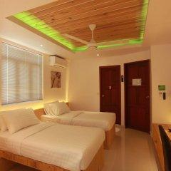 Отель Pine Lodge Мальдивы, Мале - отзывы, цены и фото номеров - забронировать отель Pine Lodge онлайн комната для гостей фото 4